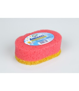 GoldDrop Bath sponge Annabel