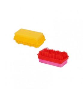 GoldDrop Pumice brush
