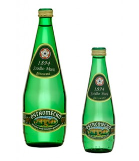 Carbonated Water Ostromecko 700ml