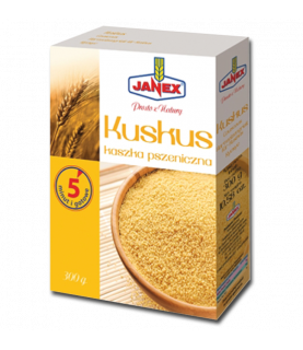 Janex Couscous Wheat Porridge 300g / 10oz
