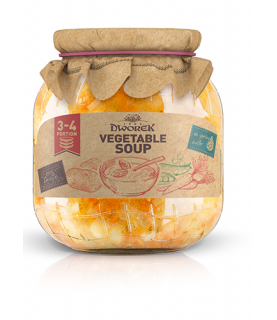 Vegetable Soup 680g / 24oz