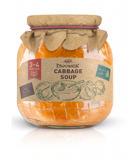 Dworek Cabbage soup 680 g / 24oz