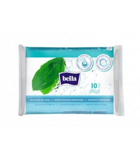 Bella Refreshing Wet Wipes 10 count