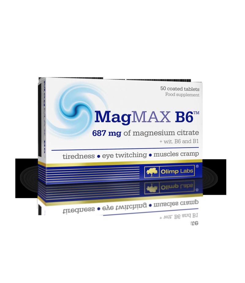 Olimp Labs MagMax B6 50 tablets