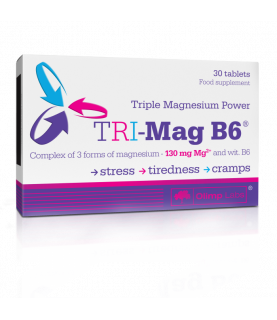 Olimp Labs Tri Mag B6 30 tablets