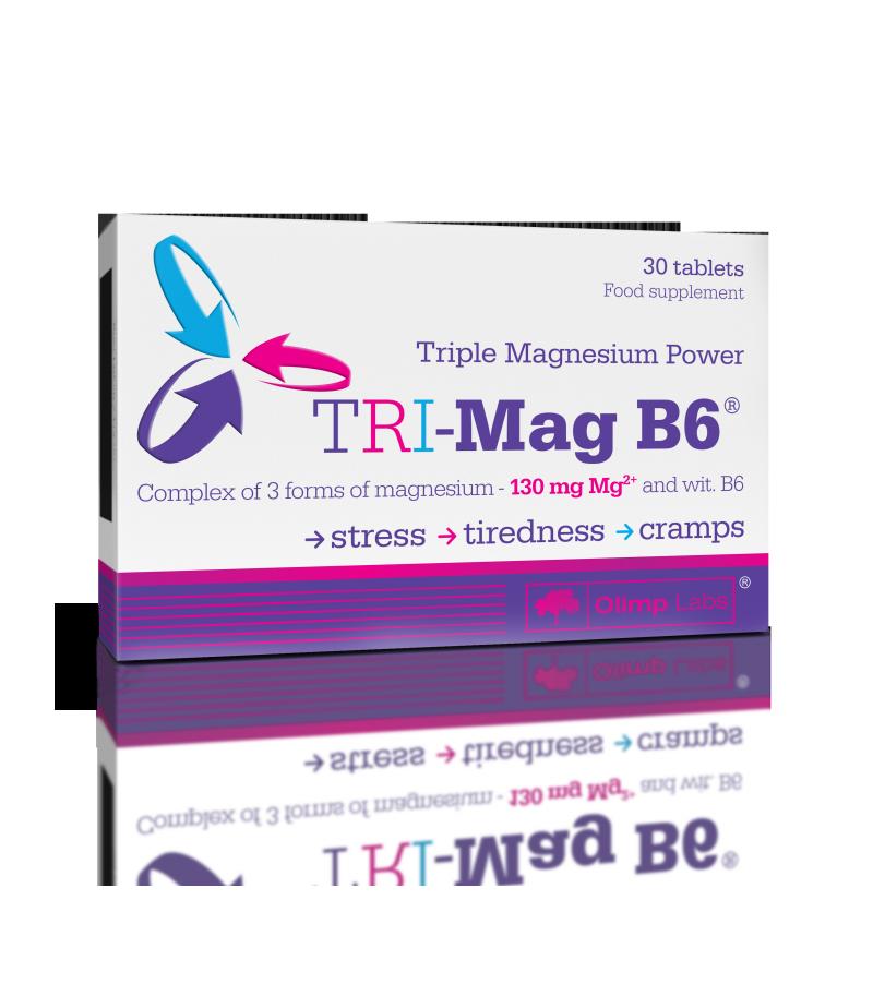 Olimp Labs Tri Mag B6 30 tablets