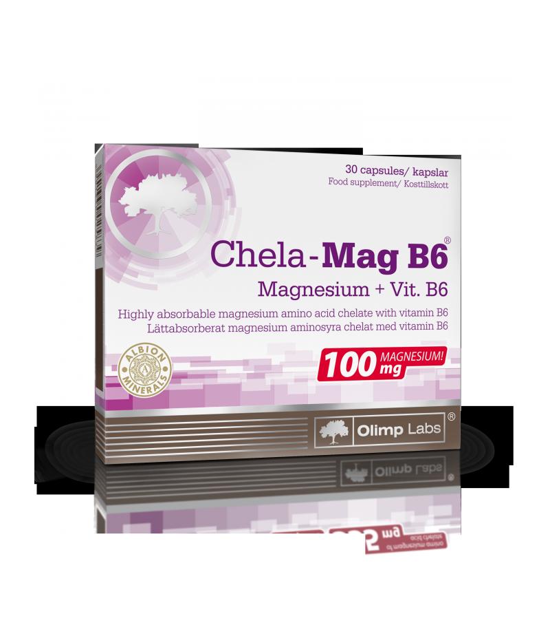 Olimp Labs Chela Mag B6 30 capsules