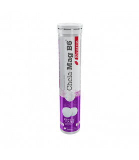 Olimp Labs Chela Mag B6 Cramp 20 effervescent tablets