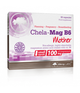 Olimp Labs Chela-Mag B6 Mother 30 capsules