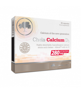 Olimp Labs Chela-Calcium D3