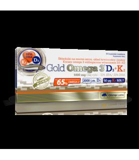 Olimp Labs Gold Omega3 D3 + K2 30 capsules