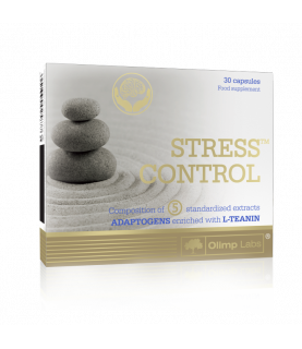 Olimp Labs Stress Control 30 kapsulek