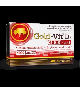 Olimp Labs Gold-Vit D3 4000 FAST 30 tablets