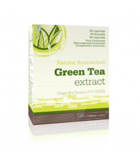 Olimp Labs Zielona Herbata Ekstrakt 60 kapsulek