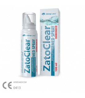 Olimp Labs ZatoClear med Spray 100ml / 3.5oz