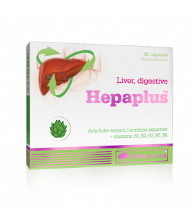 Olimp Labs Hepaplus 30 capsules