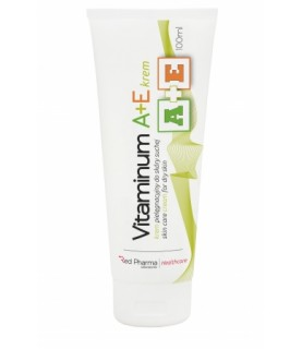 RedPharma Vitaminum A + E Cream 100ml / 3oz