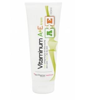 RedPharma Vitaminum A + E Cream 100ml