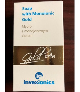 Invexremedis Soap with monoionic Gold Au100  100g / 3.5oz