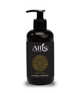GoldDrop Attis Premium Liquid Hand Soap Indian Rose scent 300ml / 10oz