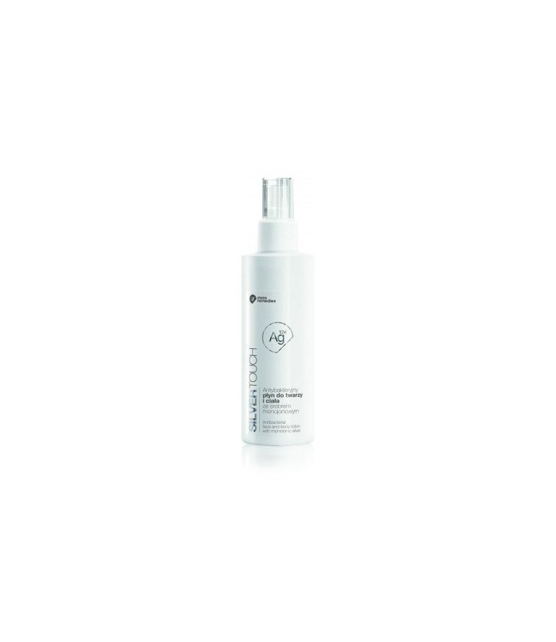 Invexremedis AG124 ANTIBACTERIAL LOTION WITH MONOIONIC SILVER 200 ML