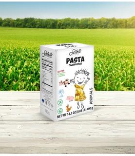 Sotelli Sotelli Gluten Free Pasta Animals 400g / 14oz