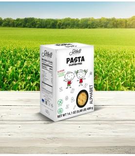 Sotelli Sotelli Gluten Free Pasta Alphabet 400g / 14oz