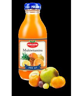 Pinczow Multivitamin Drink 300 ml / 10oz