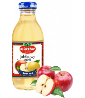 Pinczow Apple Juice 100% 300 ml / 10oz