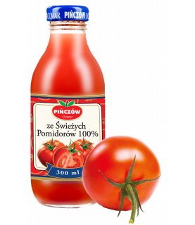 Pinczow Fresh Tomato Juice 100% 300ml / 10oz