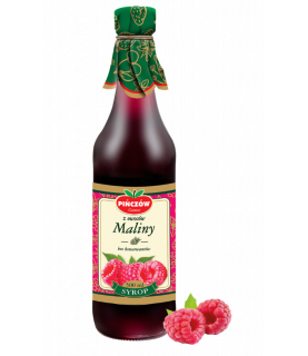 Pinczow Raspberry Syrup 500ml / 17oz