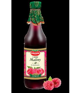 Pinczow Syrop z owocow Maliny 500ml / 17oz