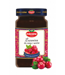Pinczow Cranberry for Meats and Cheeses ( Low Sugar) 290g / 10oz