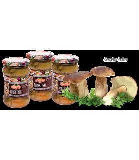 Malpol Pickled Bay Bolete Mashroom 280 g / 10oz