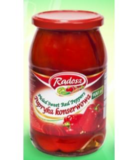 Radosz - Smak Tradycji Marinated Peppers 900ml / 30oz