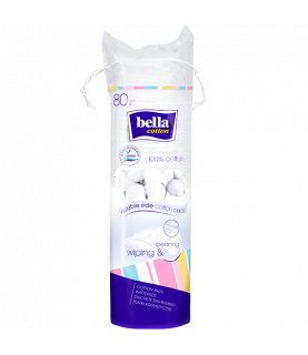 Bella Cotton Pads Bella Cotton ( 80 pads )