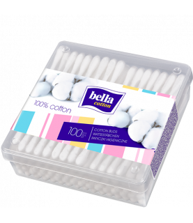 Bella Patyczki Bella Cotton ( 100 sztuk)