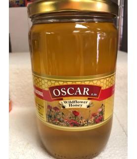 OSCAR a.m Miod Wielokwiatowy OSCAR a.m 900g / 32oz