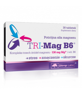 Olimp Labs TRI-mag B6 30 tablets