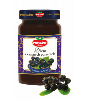 Pinczow Blackcurrant Jam Low Sugar 280gr/ 10oz