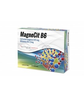 RedPharma MagneCit B6