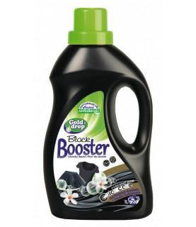 GoldDrop Booster Black - płyn do prania 1000ml / 34oz