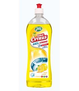 Gold Cytrus Lemon Washing-up gel enriched with vitamins