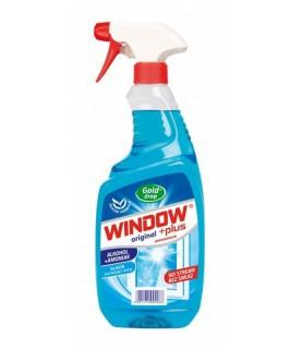 GoldDrop Window Plus Alkohol+Amoniak Płyn do mycia szyb i luster 750ml / 25oz
